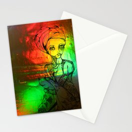 LCD Stationery Cards