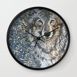 Titan's Companion (crp) Wall Clock