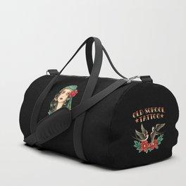 Gipsy tattoo Duffle Bag