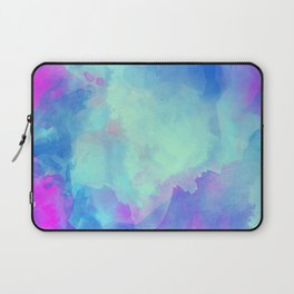 Watercolor abstract art Laptop Sleeve