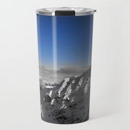 The Valley Below Travel Mug