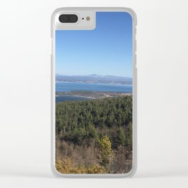 Views from the North Country Clear iPhone Case