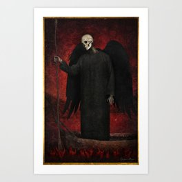 The Ferryman Art Print
