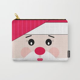 Santa Claus 1 Carry-All Pouch
