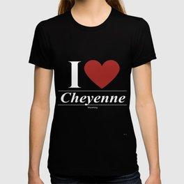 Cheyenne Wyoming WY Wyomingite T-shirt