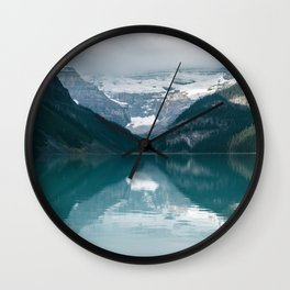 Lake Louise Wall Clock