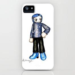 Cutie Coraline iPhone Case