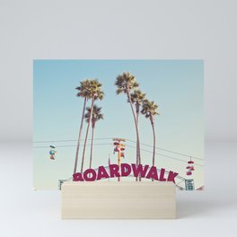 Boardwalk Mini Art Print
