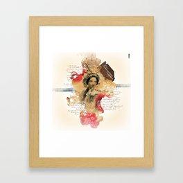 Shakespeare Ladies #1 Framed Art Print