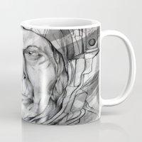 indian Mugs featuring Indian by RamonN90