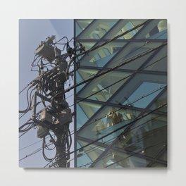 Prada with Transformer Metal Print