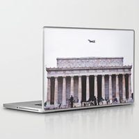 lincoln Laptop & iPad Skins featuring Lincoln by Sean Horton