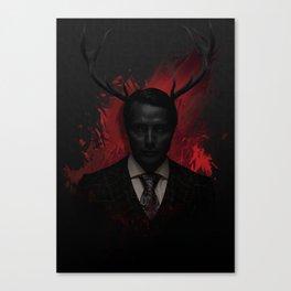 Hannibal Wendigo Canvas Print