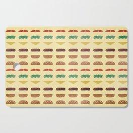 Build a Burger Cutting Board