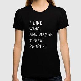 Wine Pink T-shirt