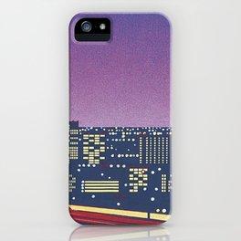 Hiroshi Nagai Vaporwave Shirt iPhone Case