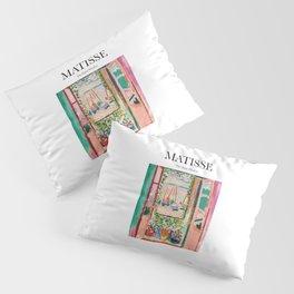Matisse - The Open Window Pillow Sham