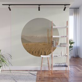 Landscape Circular Wall Mural