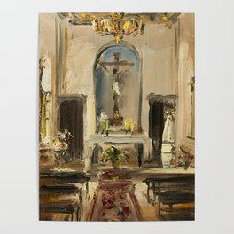 Private Chapel Poster