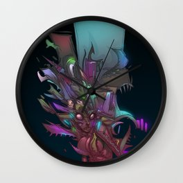 Beam TwentySix Wall Clock