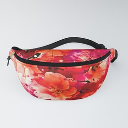 japanese cherry blossom wslsb Fanny Pack