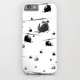 THE HELICOPTERS iPhone Case