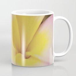 Plumeria Macro Coffee Mug