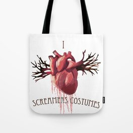 Eat your Heart out2 Tote Bag