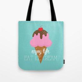 Sweet Cream Nothings Tote Bag