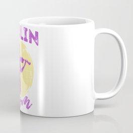 Violin Mom Violinist Gift Idea Fiddle Fiddler Coffee Mug