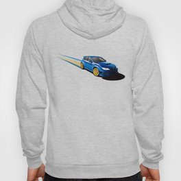 Blue Wonder Hoody