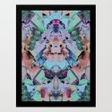 Crystal Collage by patternpeople