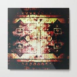Pteskawin Metal Print