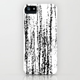 Birch Winter iPhone Case
