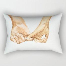 Pinky Swear I Rectangular Pillow