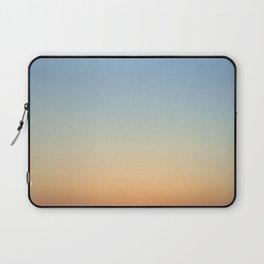 sunset sky gradient pattern Laptop Sleeve
