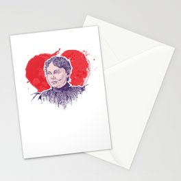 Love, Lizzie Borden Stationery Cards