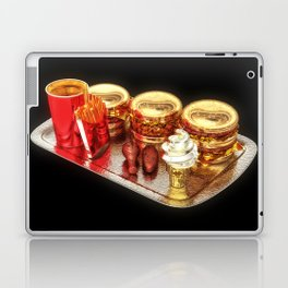 The Golden Age Of Fast Food Laptop & iPad Skin