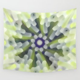 Bright Modern Star Wall Tapestry