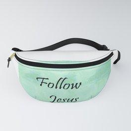 Follow Jesus Fanny Pack