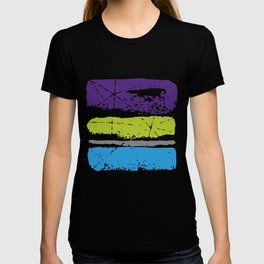 serge-pichii-unsafe-sounds-0001 T-shirt