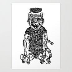Freak Art Print
