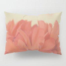 Zonal Pelargonium Flower Pillow Sham