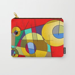 Abstract #51 Carry-All Pouch