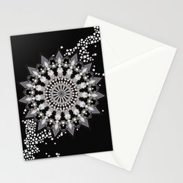 Wheel of Blossoms Stationery Cards