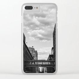 The Highline II Clear iPhone Case