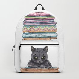The Throne of the Cat Backpack