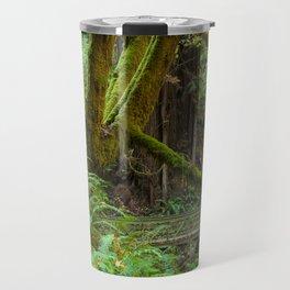 Autumn Greens Travel Mug