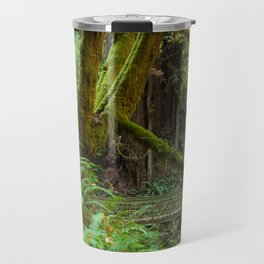 Autumn Greens Travel Mug