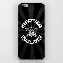 Sons Of Light iPhone Skin
